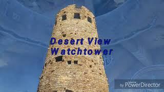 Desert View Drive, Grand Canyon National Park