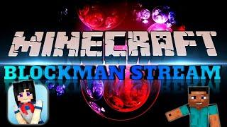 Blockman Стрим по игре