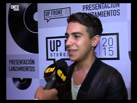 Nico Dominí video Entrevista Sony Up Front - Mayo 2015