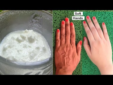 Remove Wrinkles from Hands & Get Baby Soft Hands, Treat Dry Hands & Rough Hands, Anti Aging Mask