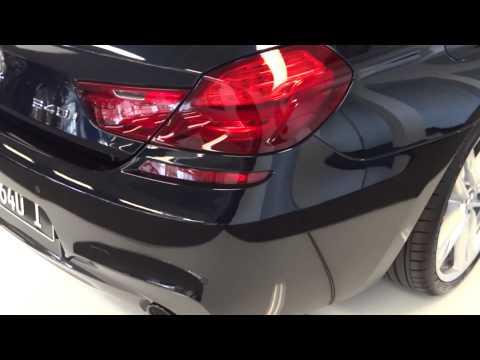 NEW BMW 6 Series Gran Coupe 640i Luxury 1080p