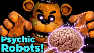The FNAF Animatronics Are PSYCHIC! | The Science of... Five Nights At Freddy's