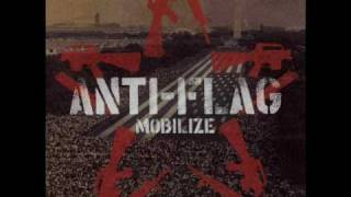 Anti-Flag - NBC( No Blood-Thirsty Corporations )