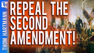 Let's Repeal the Second Amendment (w/ Allan Lichtman)