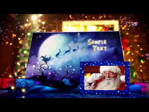 Create attractive christmas greetings video pop art book for 5 youtube m4hsunfo