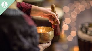 Yoga, Meditation, Flute Music and Tibetan bowls, Positive Energy
