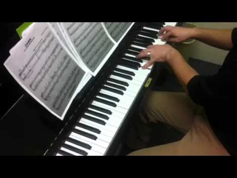 My rough run-throughs  of my Sophomore year Piano Performance piece.