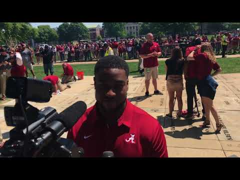 Alabama LB says he'll outperform NFL draft stock