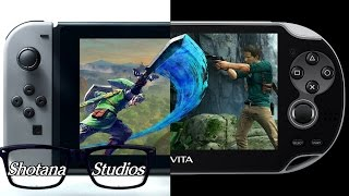 Nintendo Switch VS Playstation Vita | Which is the better console?