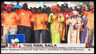 Raila Odinga's political journey is one filled with betrayals and turmoils