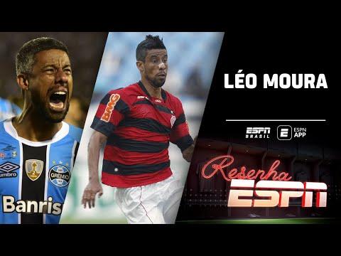 TORCIDA DO FLAMENGO, LIBERTADORES, RENATO GAÚCHO E MAIS! Léo Moura - Resenha ESPN (Completo)