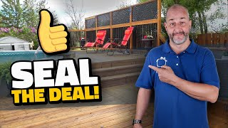How To Protect Your Deck | Never Sand Again!