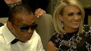 See Muhammad Ali At His Final Public Appearance In April
