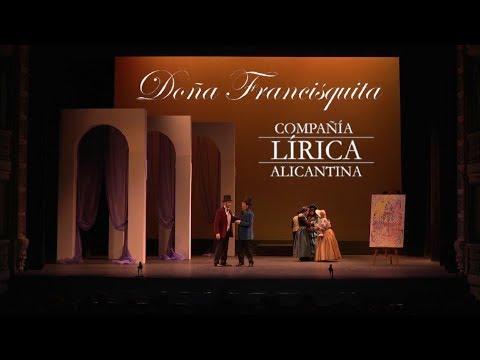 Doña Francisquita (2 y 3 de noviembre 2018)