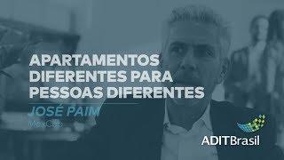 Apartamentos diferentes para pessoas diferentes - José Paim