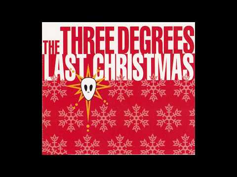 "Three Degrees – ""Last Christmas"" (radio mix) (UK Wildstar) 1998"