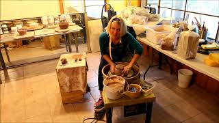 Sonia Luedke Step-by-Step Ceramics (video)