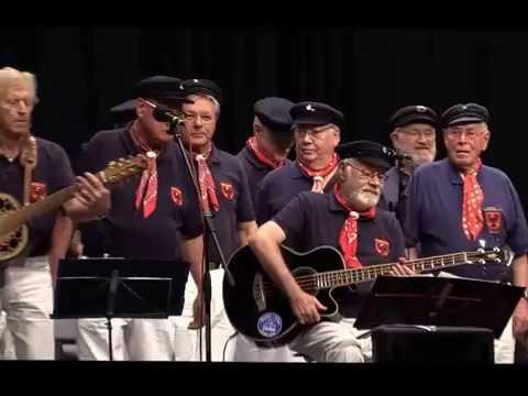 """Shanty Chor """"Achtern Diek"""" mit :John Kanacka"""