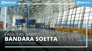 Fasilitas Baru di Bandara Soekarno-Hatta, Heliport Komersial hingga Hotel Bintang 4