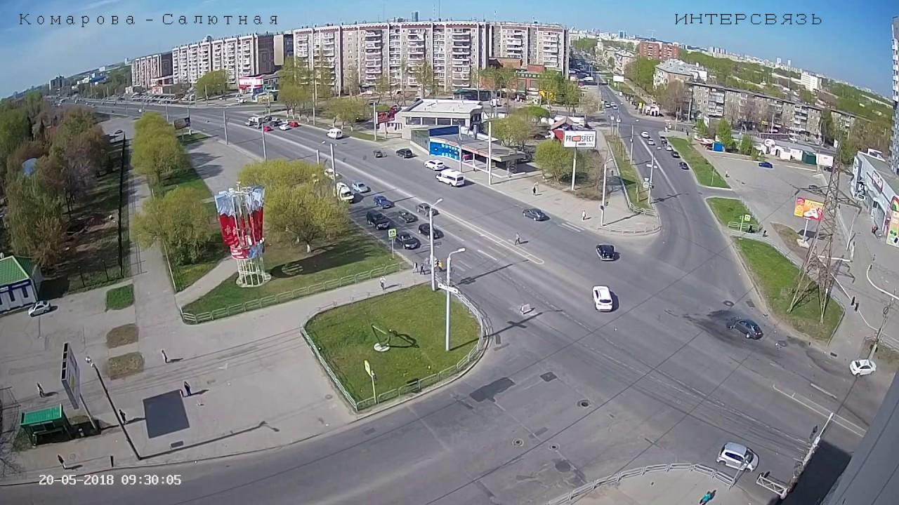 Летчик за рулем BMW X6 устроил смертельное ДТП на перекрёстке в Челябинске