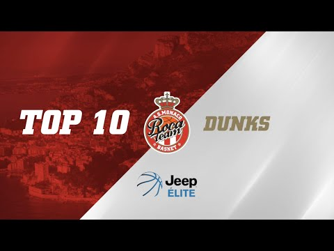 Top 10 Dunks Jeep ELITE