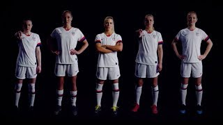 U.S. WNT Unveils 2019 FIFA WWC Roster