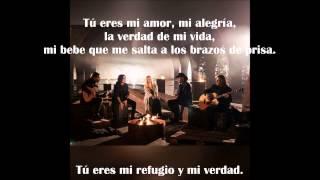 Maná - 'Mi Verdad' a dueto con Shakira (Karaoke / Instrumental)