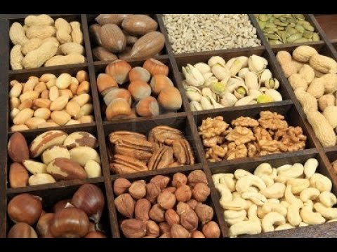 Vida sana en Directo: Frutos secos y sus propiedades