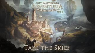 Take the Skies (orchestral adventure music)