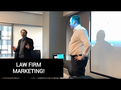 Law Firm Marketing Part 1 of 7