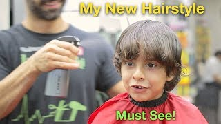 Best Kids Haircuts 2019 | Easy Hairstyle For Boys | Hair Tutorial
