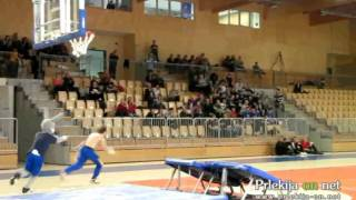 Šentviški Fanatiki na finalnem turnirju Bioplin Gjerkeš PKL 2010/2011