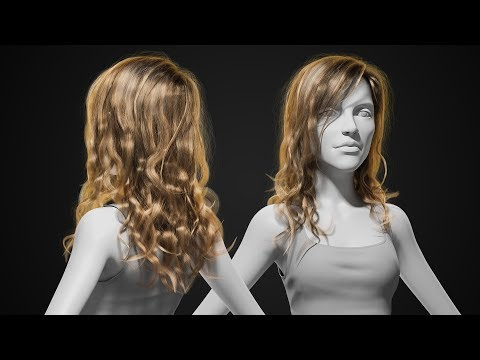 How to create hair? — polycount