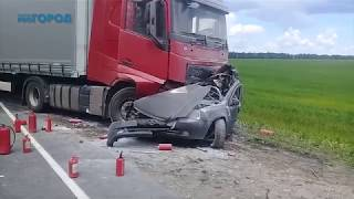 Семья из Санкт-Петербурга погибла по пути в Рязань