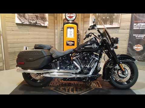 2019 Harley-Davidson Heritage Classic 107 in Kokomo, Indiana - Video 1