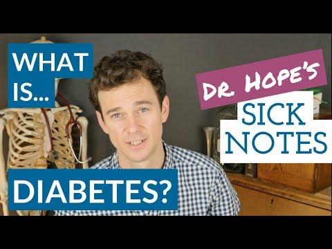 Diabetu krev v moči