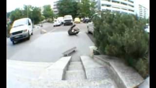 preview picture of video 'Money Skateboards (6/9) - Ivo Schneiter'