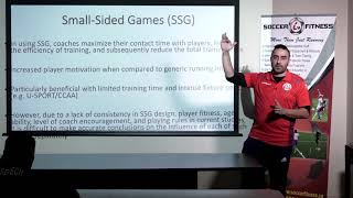 Applied Soccer Science 2 Part 2: Heart Rate Responses to Small-Sided Games (In-Class)