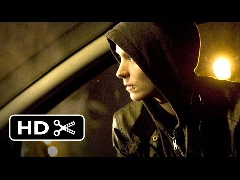 trailer do 1o filme da trilogia, do diretor David Finch, The girl with the dragon tattoo