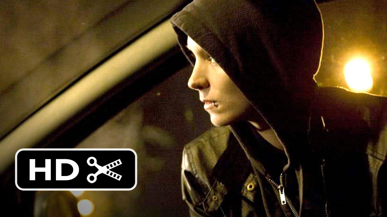 Movie Trailer:  The Girl with the Dragon Tattoo (2011)