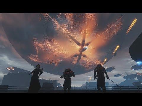 《命运2》实际游玩首映——下一个冒险 [CH]