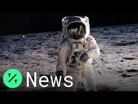 Smithsonian Unveils Neil Armstrong's Apollo 11 Spacesuit