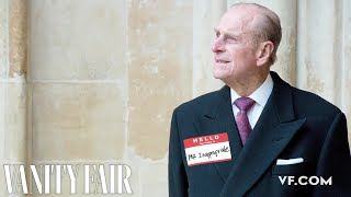 Why is Queen Elizabeth's Husband Prince Philip Not a King? | Vanity Fair