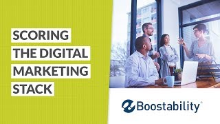 Scoring the Digital Marketing Stack