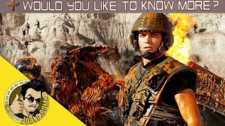 Starship Troopers - WTF Happened To This Movie?