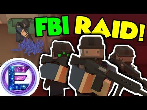 FBI RP - Crips Gang bust - FBI Raid - Growing mass amount of berries - Unturned RP