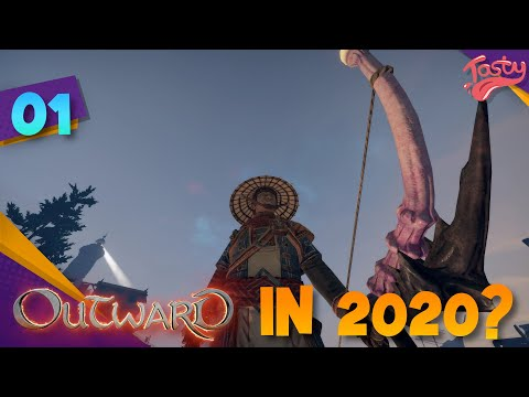 Playing Outward in 2020 - Outward Gameplay Ep 1