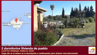 preview picture of video '2 dormitorios Vivienda de pueblo se Vende en Lloret De Vistalegre, Mallorca, Spain'