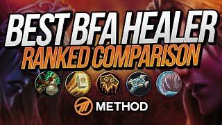 Best Battle for Azeroth Healer (Ranked) | Changes & Raid Viability