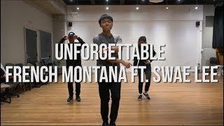 French Montana – Unforgettable | Urban Performance Class | Benedict Nathaniel Choreography